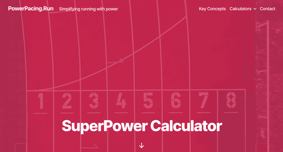 super power calculator