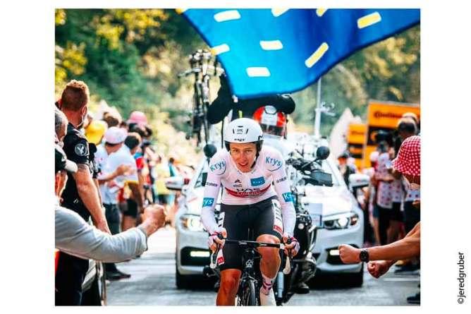 Tadej Pogacar tour de france vainqueur du tour de france