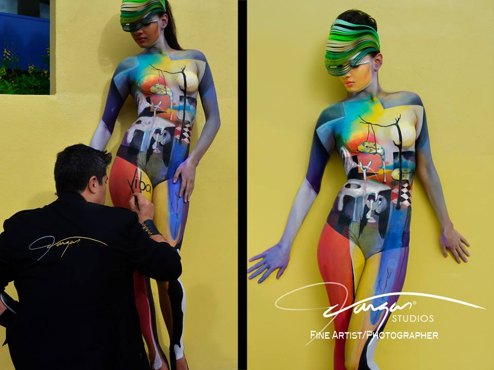 vargas-bodypainting