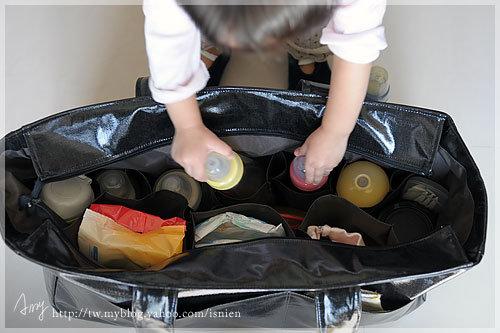 防水布媽媽包-超大容量