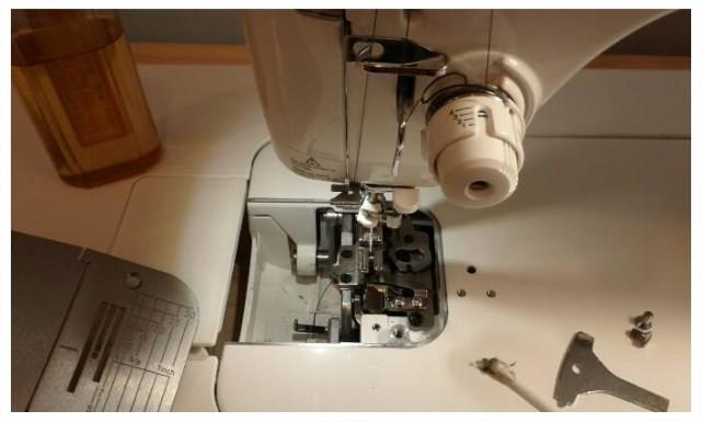 保養縫紉機