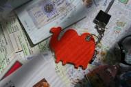 niizo創意動物造型鑰匙圈