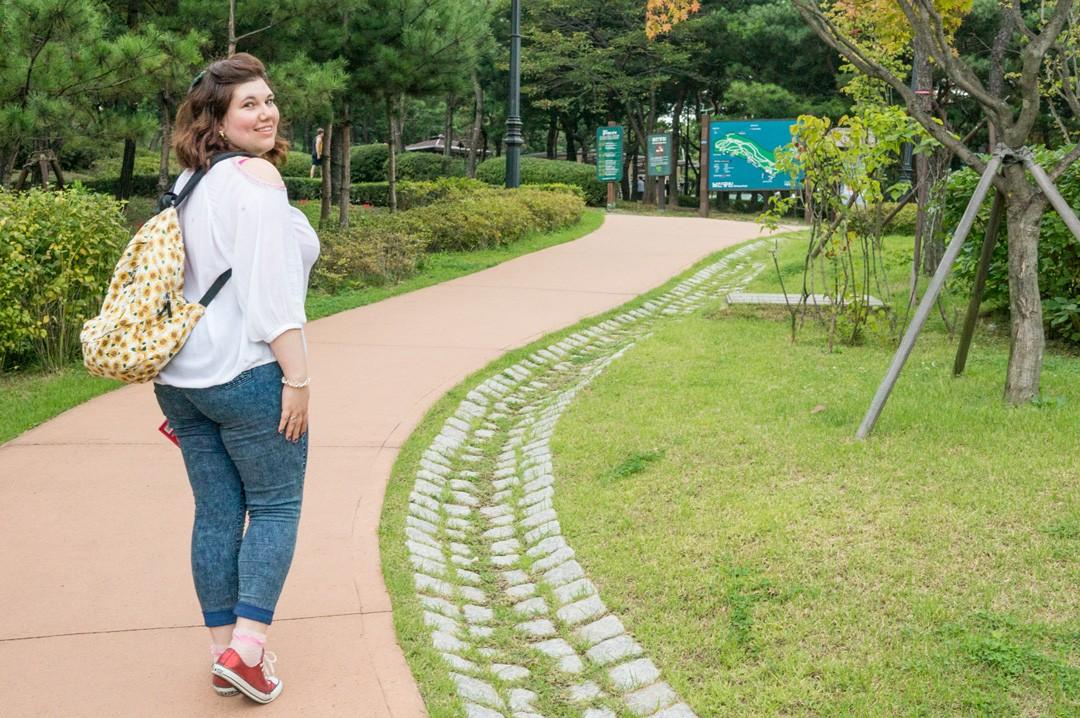 N-Seoul Tower, séoul, voyage, ninaah bulles