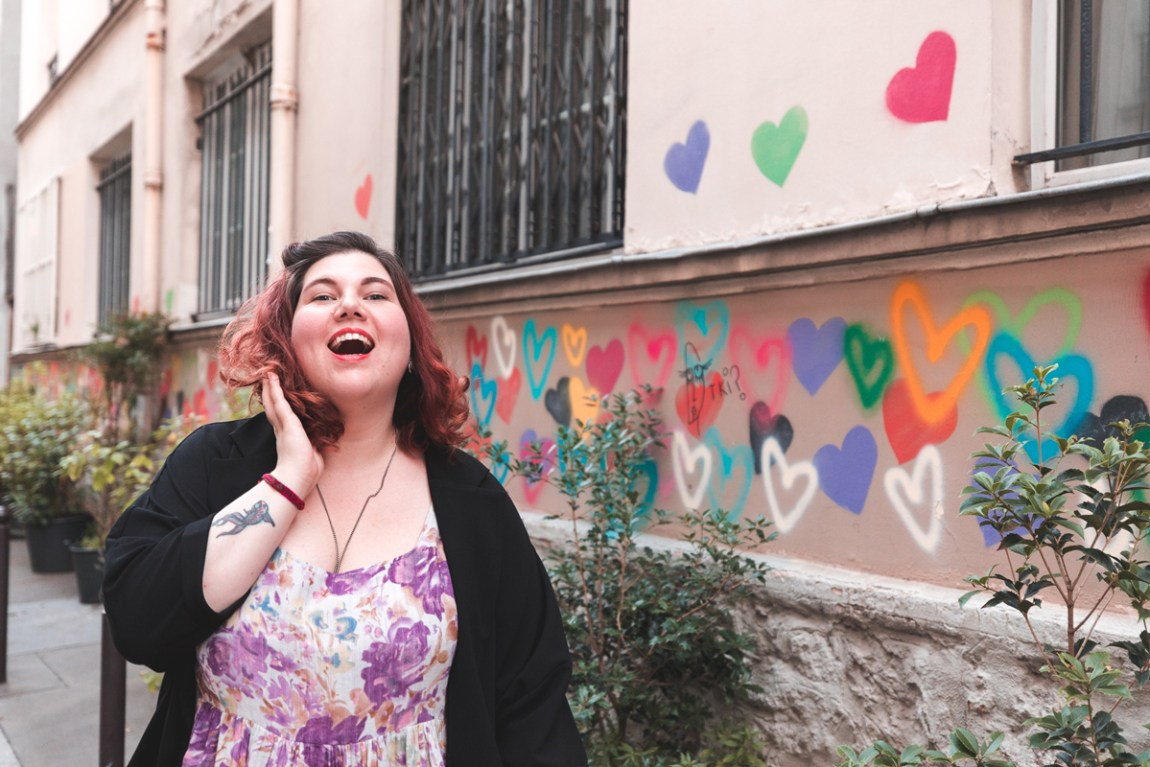 ninaah bulles, Look, tenue, la halle, grande taille, collection stéphanie zwicky, kimono, diy, top, curvy, plus size, blogueuse curvy, grande taille