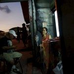 The Wider Image: On the border, stranded and struggling