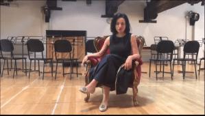 Mrs Surguladze in Parma
