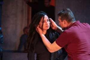Nino Surguladze as Maddalena 2019