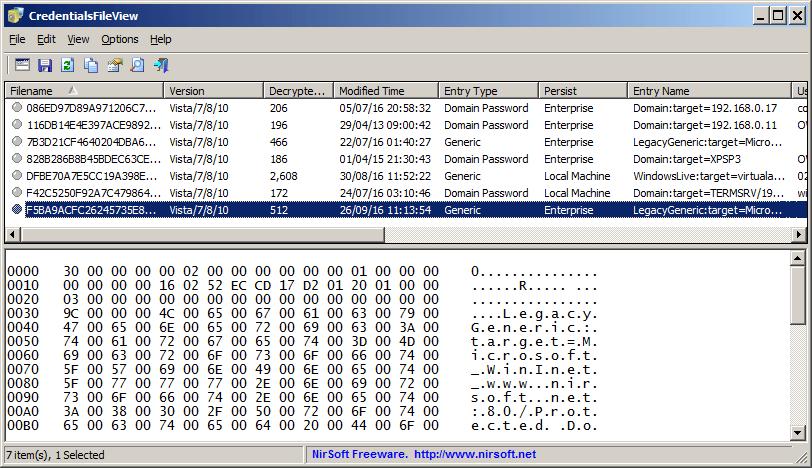 NirBlog  Blog Archive  New utility that decrypts the