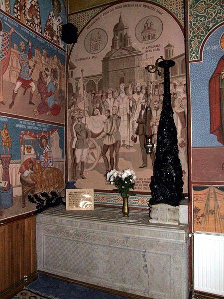 Imagini pentru mormântul lui Mihai viteazul photos