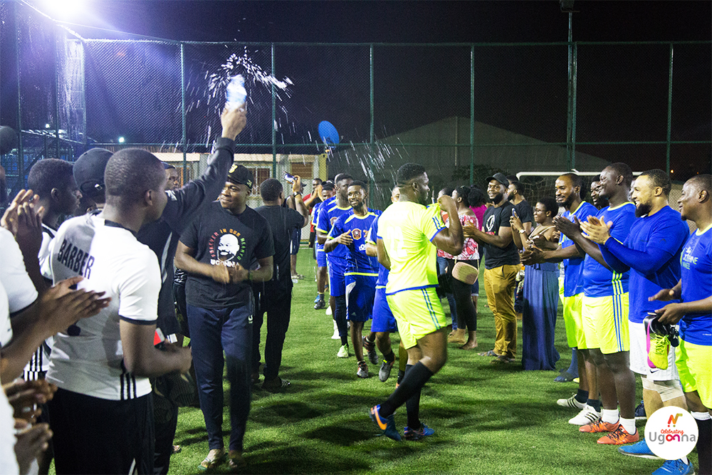 Reliving Ugonna || Mr. Nkataa Cup in Pictures