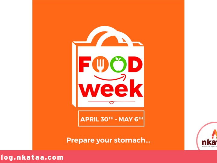 Nkataa Food Week - The Most Foodtastic Week Ever