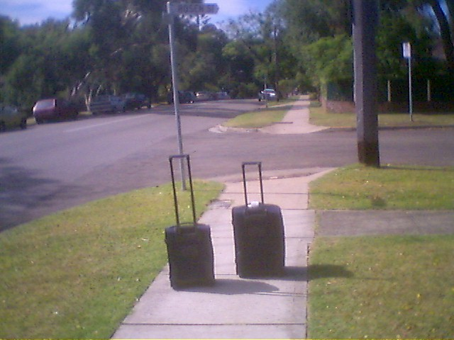 Luggage in Epping