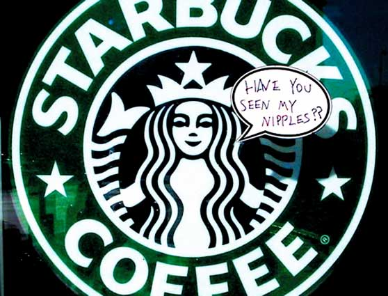 Burbujas en Starbucks