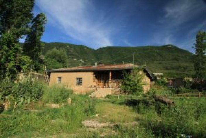 Nachhaltig Reisen in Iran in der Turkmen Ecolodge