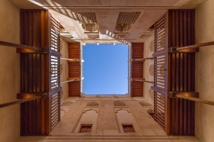Oman Wohnfort Jabrin