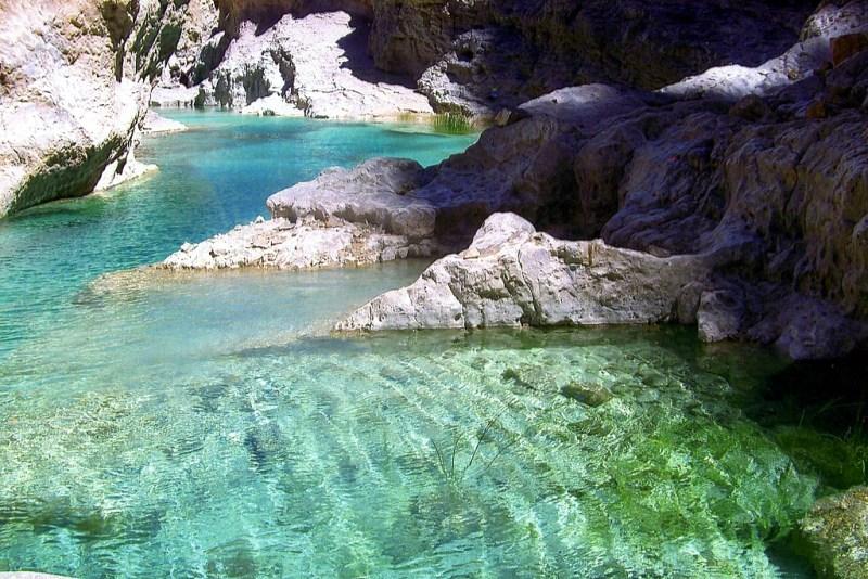 Oman: Wadi