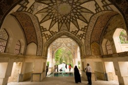 Mosaike in Kashan