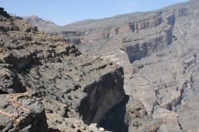 Balcony Walk am Jabal Shams