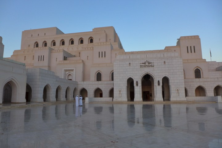 Oman: Oper