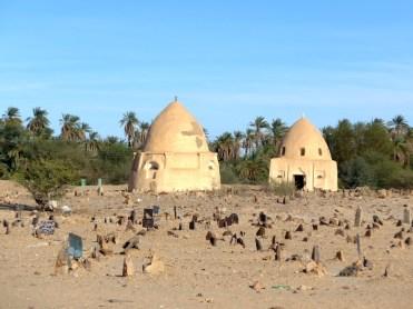 Sudan: Sufigräber