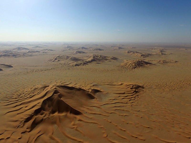 Oman Rub al-Khali Dünenmeer