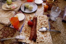 Kamel-Kebab