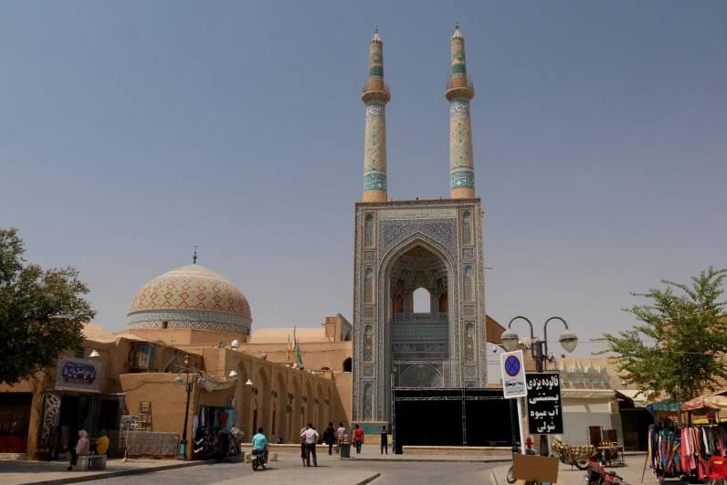 Moschee Yazd,