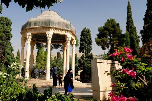 Hafis-Mausoleum, Shiraz