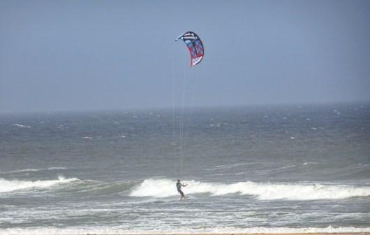 Kitesurfen in Oman
