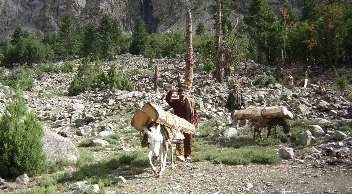 Pakistan Reisen nomad