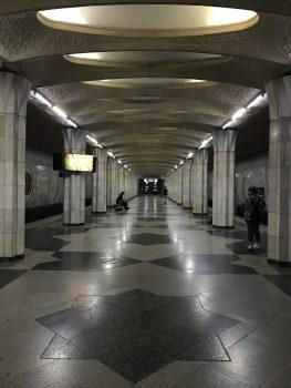 Metro in Taschkent