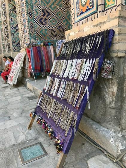 Souvenirladen Registan