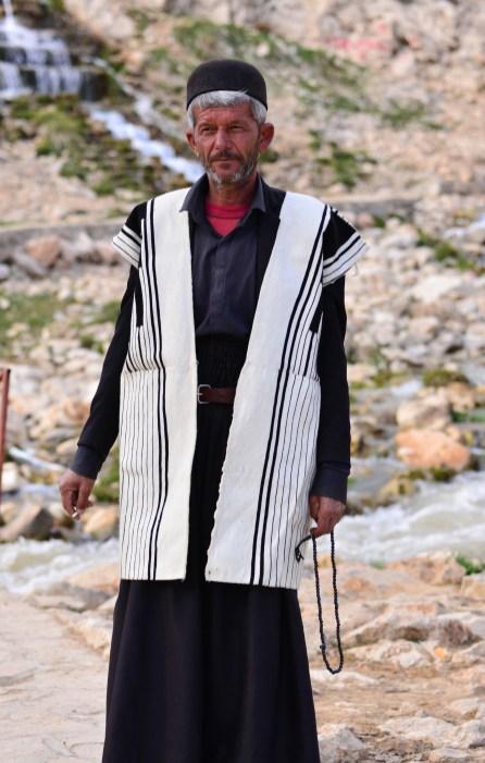 056 Chelgerd,Ausflug zu Bakhtiari-Nomaden -Tracht