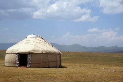 Wanderungen in Kirgistan