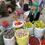 Markt Samarkant