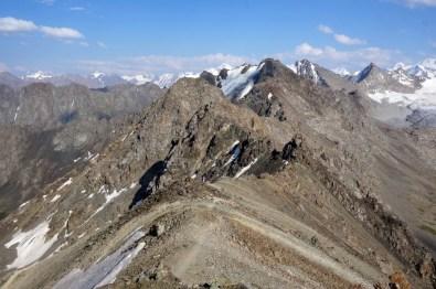 Unterwegs auf 3.860 Metern