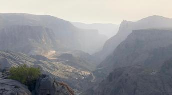Stopover in Oman: Canyons am Djabal Akhdar
