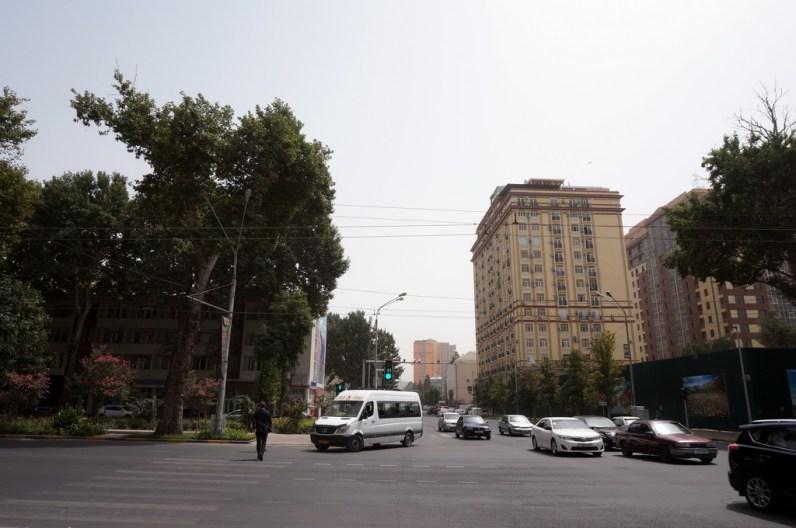 Die Hauptstadt Tadschikistans