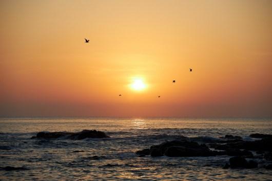 Sonnenuntergang Oman