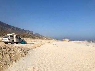 Campingreise Oman