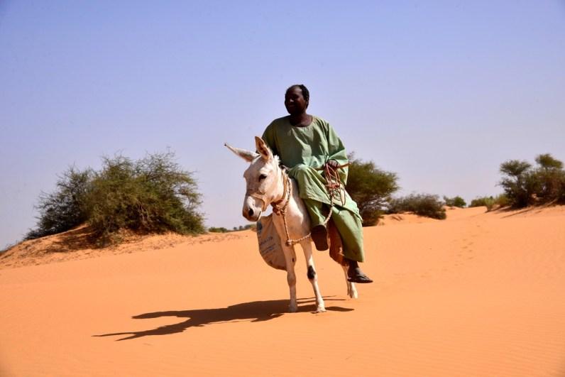 Unterwegs in Sudan