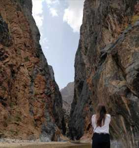 Viel zu entdecken gibt es im Wadi Bani Awf