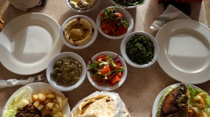 Speisen in Jordanien