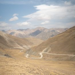 Straße zum Son-Kul