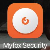 Appli Présentation et test du détecteur de Mouvement Myfox