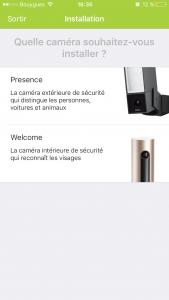 Configuration-Presence16-35-38-169x300 Présentation et test de la caméra Présence de chez Netatmo