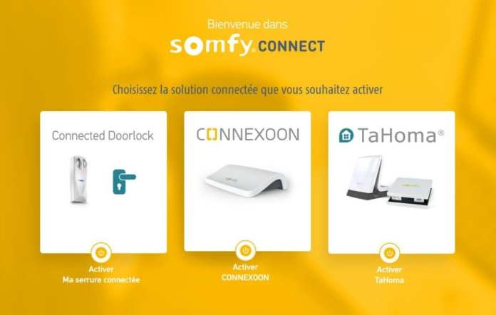 21 TaHoma ... une box domotique by Somfy
