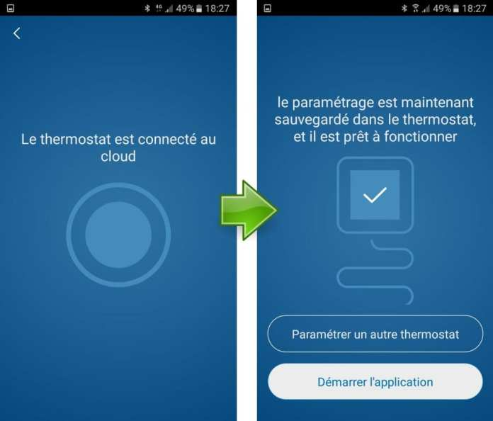 210 Le DEVIreg Smart, un thermostat connecté par Deleage / Danfoss
