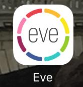 App EVE Weather : La météo par Elgato