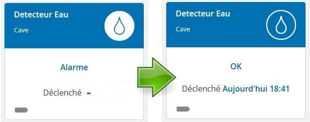 13-1 Test du détecteur d'eau de la gamme Home Control de chez Devolo
